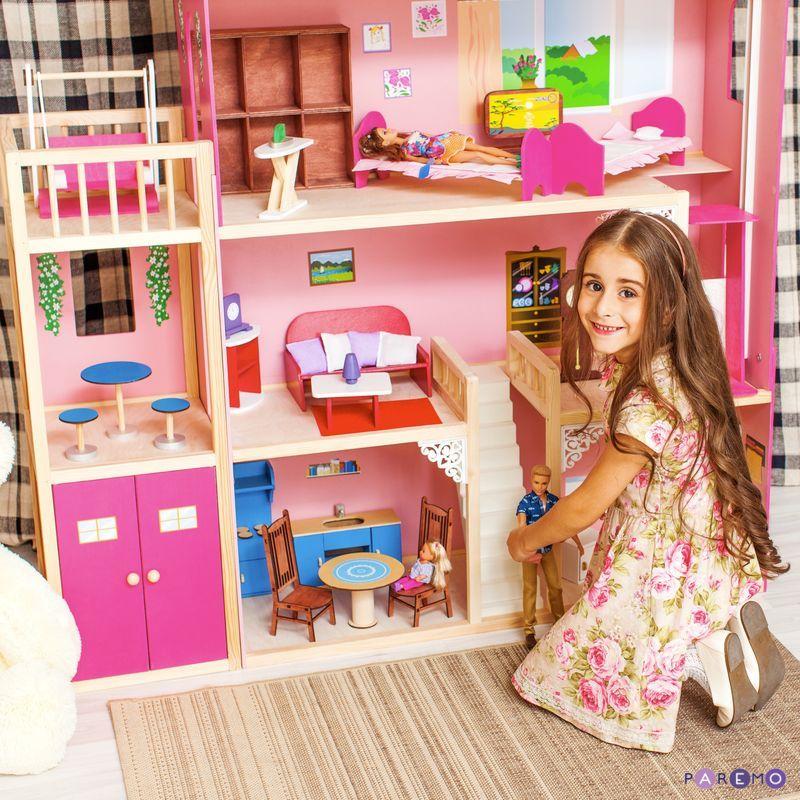 предметы для кукол и одежда своими руками