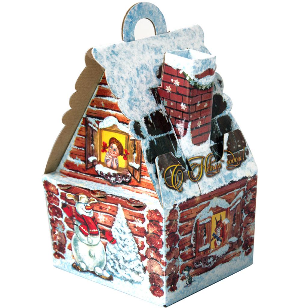 Картинки новогодние подарки с конфетами