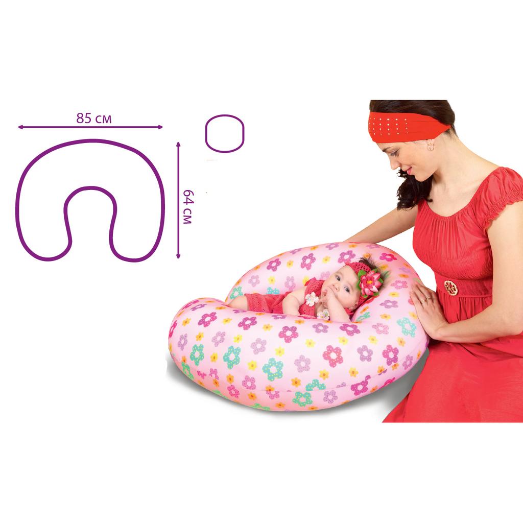 Прямая подушка для беременных своими руками