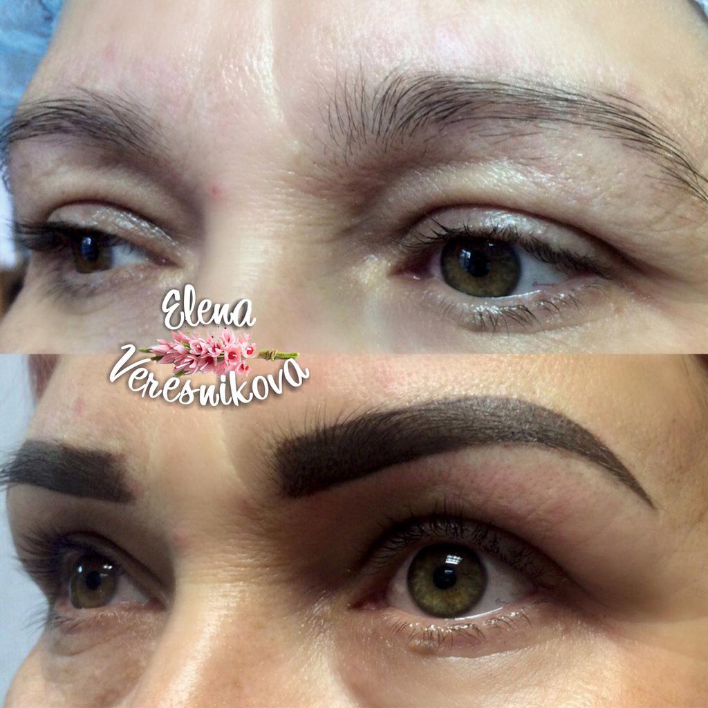 Перманентный макияж в тюмени цена