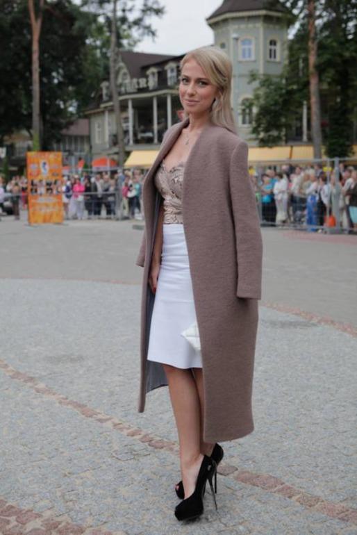 Дизайнерское пальто из 100% шерсти S,M,L - 35 000 руб