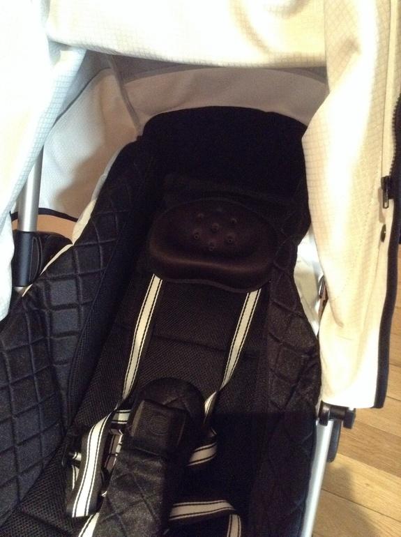 APRICA STICK FLAT- трость для новорожденных