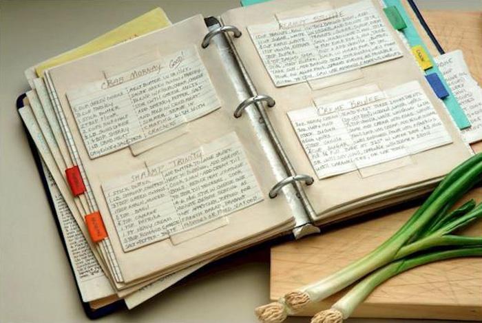 скачать бесплатно книгу рецептов