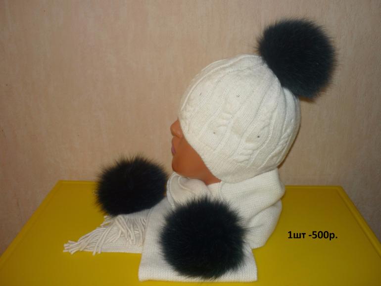 Помпон для шапки своими руками из меха