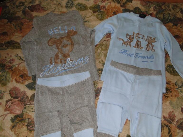 Пижамы  Некст  на  2-3  года  (почта)