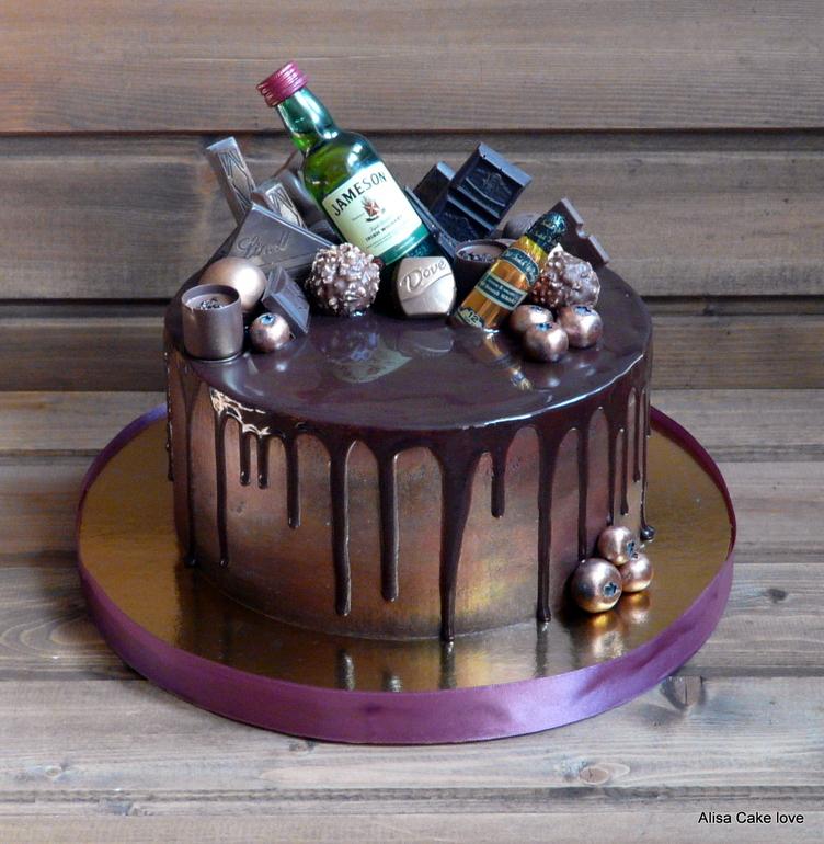 Простые торты пироги рецепты фото