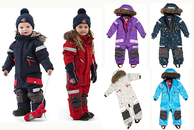 Зимняя Одежда Дидриксон