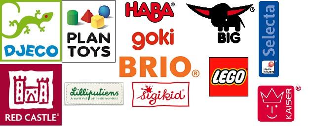 Игрушки из Франции и Германии (Djeco, Haba, Goki, Brio, Plan Toys, Selecta и др)