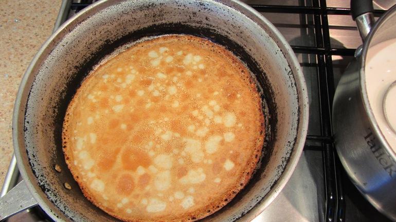 Из чего приготовить начинку для блинов