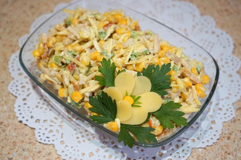 Фантазия салат