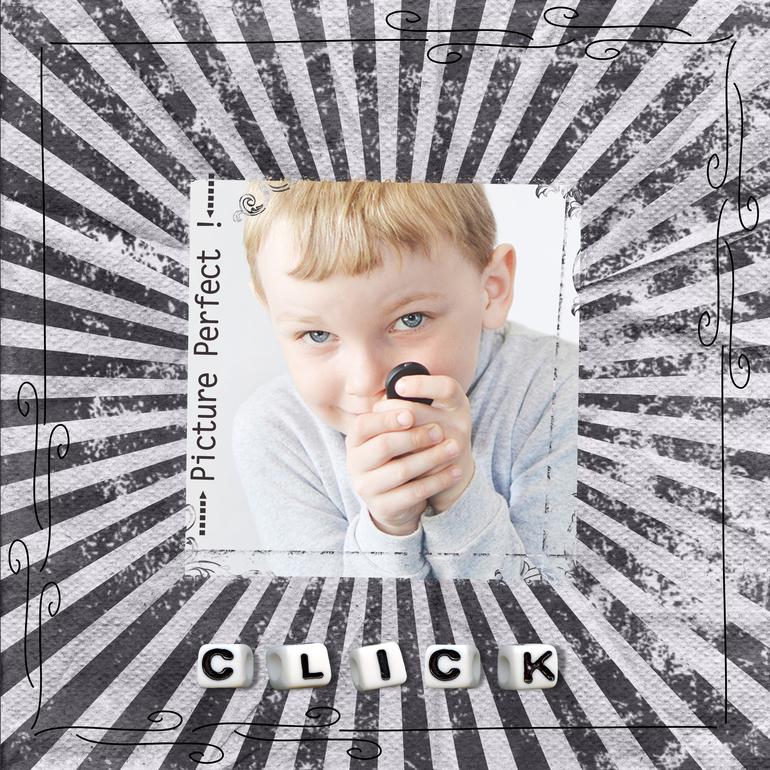 Игра-сюрприз. Мальчик с пультом.