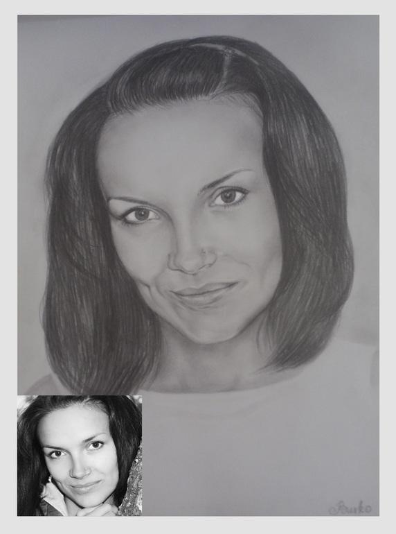 новые портретики
