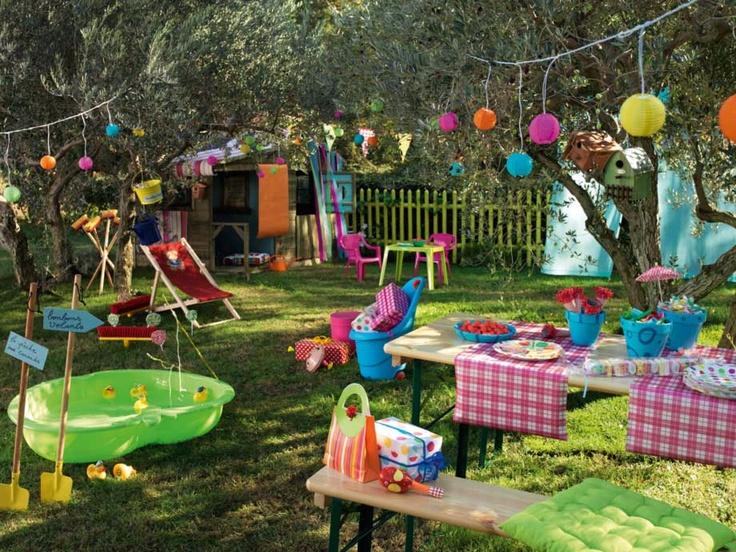 Детские идеи для дачи - Зеленый дом