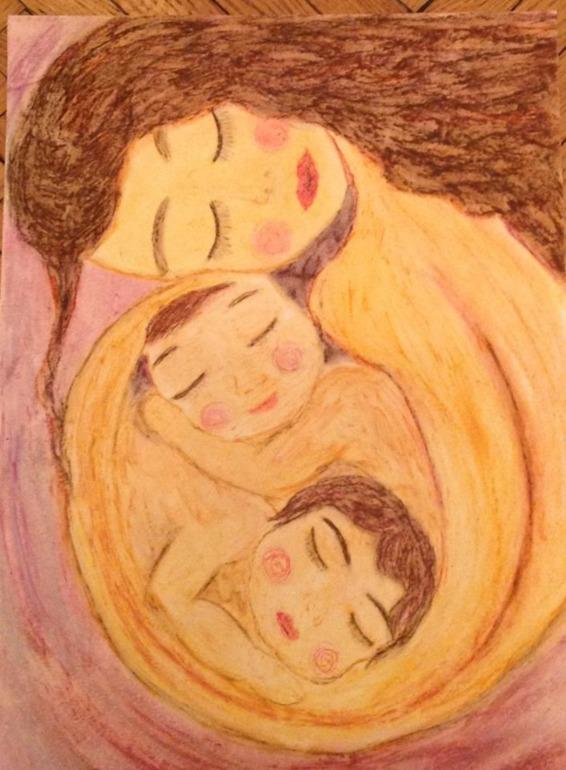 Мои рисунки. Часть 3.