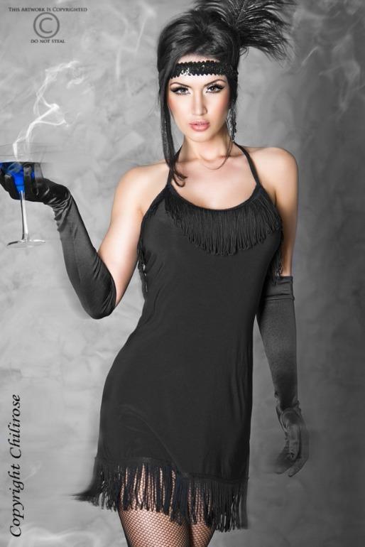 Купить Платье В Стиле Чикаго Спб
