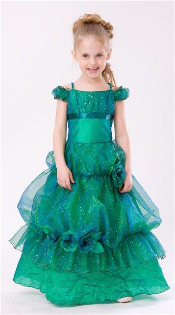 Новогодние Платья Детские Купить