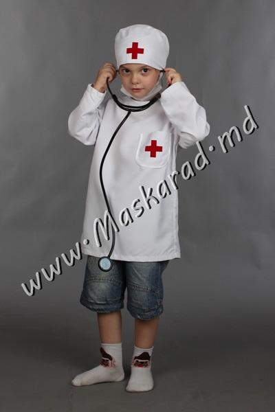 Детский врач своими руками
