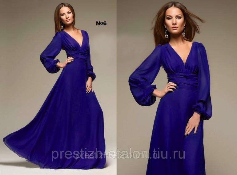 Вечерние платье своими руками с рукавами 27