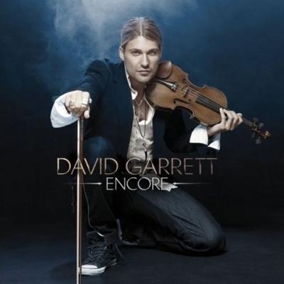 Дэвид Гаррет– рок-звезда со скрипкой!