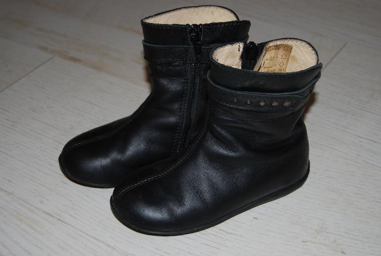 Сапоги осенние (Франция) размер 25