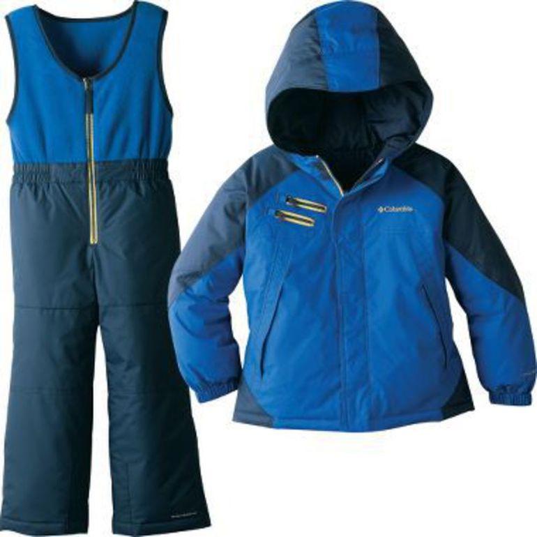 Зимний костюм ребенку своими руками 68