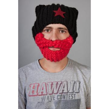 Шап с бородой отличный подарок на новый год любимому мужчине,сноубордисту или другу.