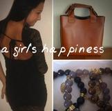 A GIRLS HAPPINESS - одежда и аксессуары