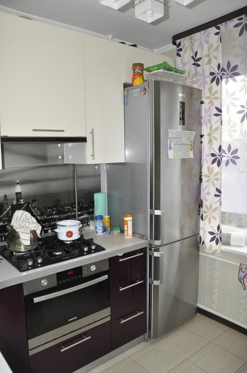 Дизайн 6-ти метровой кухни фото