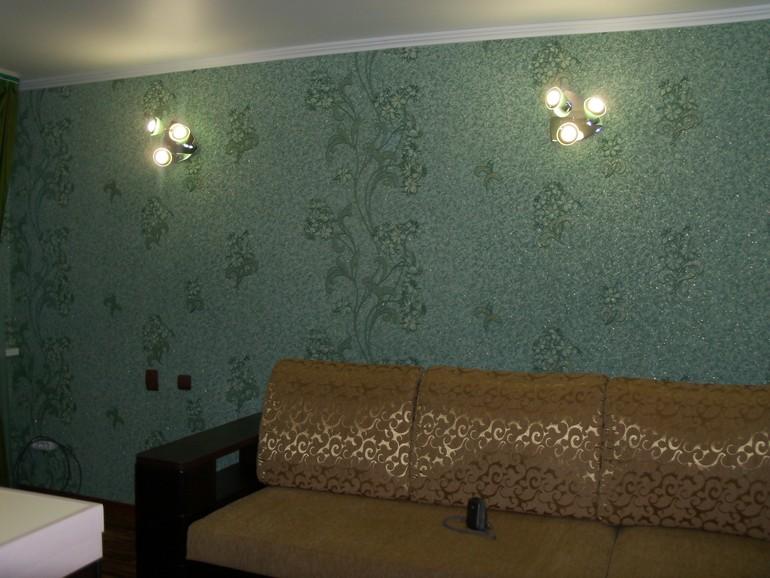 Вот такой у нас получился зал......