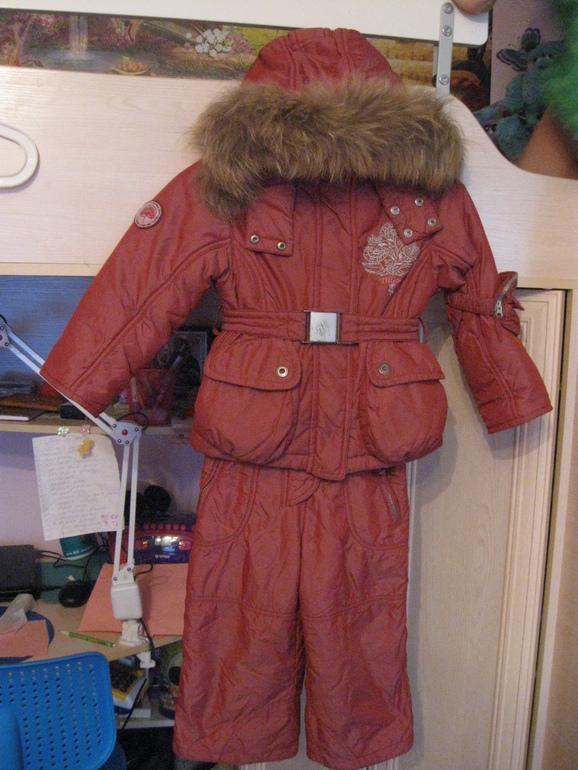 Продам зимний костюм TILLSON 86+6см, 1800. ТОРГ