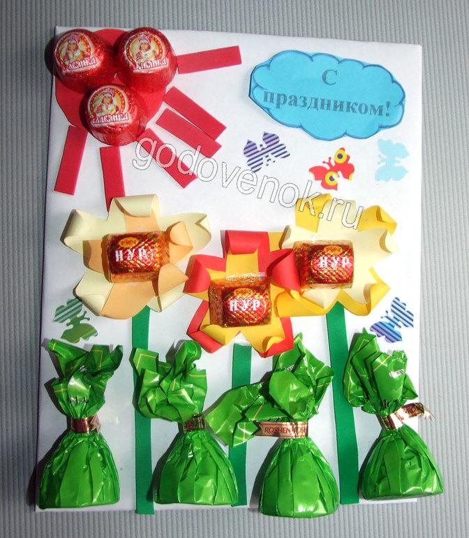 Подарки для мамы на день рождения своими руками