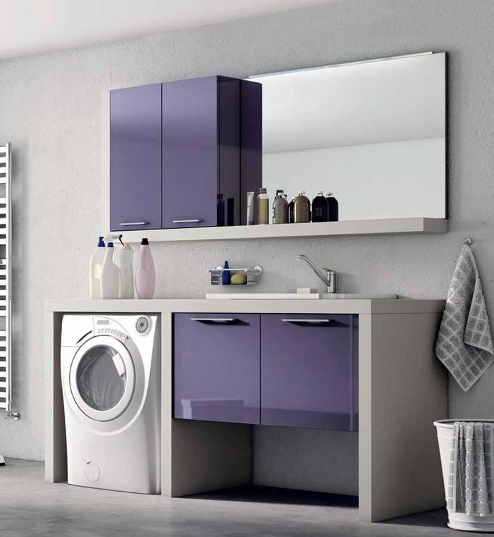 Мебель для ванной комнаты 181 см глубина 51 см,для стиральной машины с от..