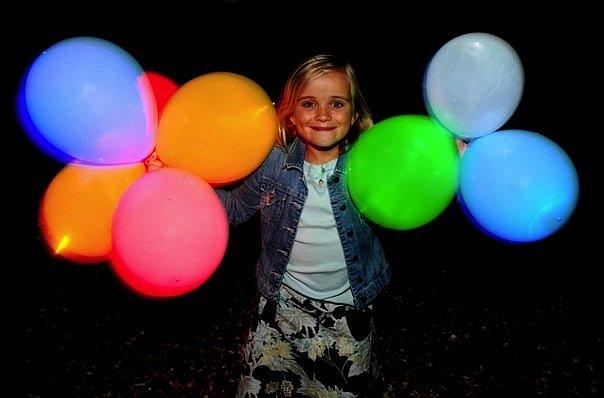 Картинки ребенок с шарами, Стоковые Фотографии. Depositphotos