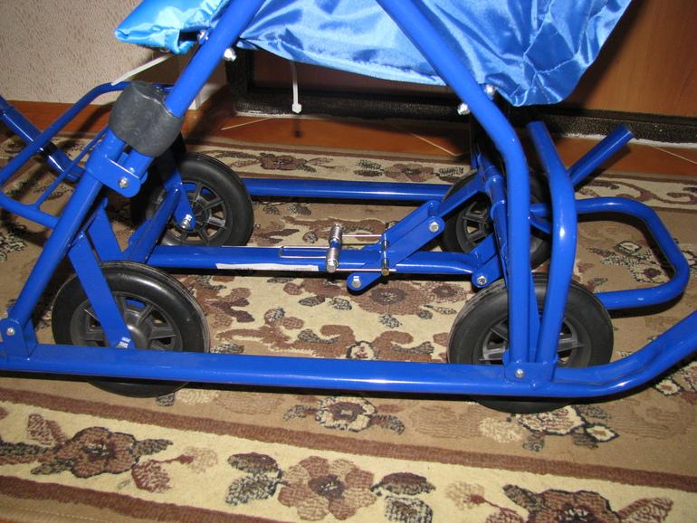 санки коляска вездеход цена