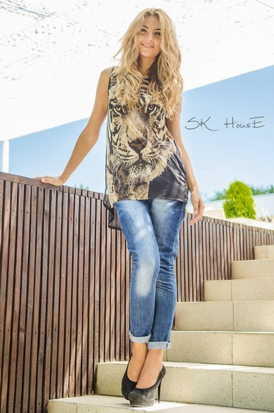 Тигровая Туника