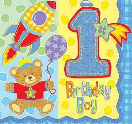 Фото открыток с днем рождения 1 годик