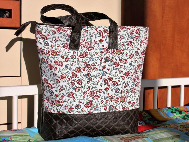 Пошив текстильных сумок своими руками 40