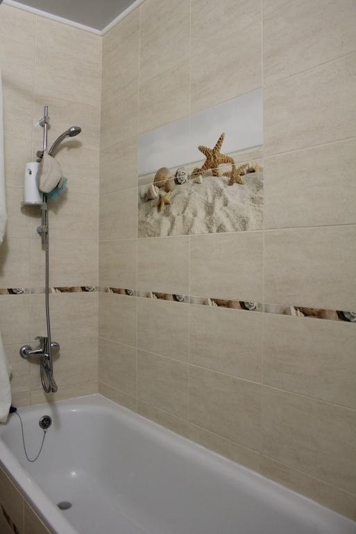 плитка для ванной с лодкой фото