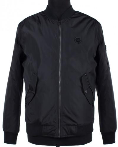 06-0215 Куртка мужская демисезонная (синтепон 100) Плащевка