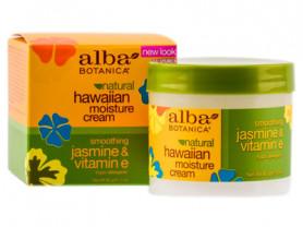 Увлажняющий крем жасмин и витамин Е Alba Botanica.