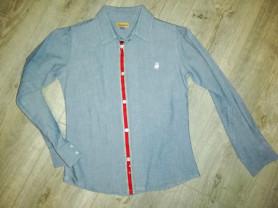 Рубашка детская, стильная р. 128 чесфорт (Chessfor