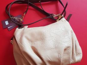 Новая удобная кожаная сумка Италия