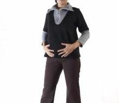 Свитера и водолазки для беременных новые