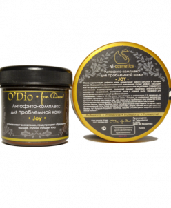 "O'Dio - Литофито комплекс для проблемной кожи ""Joy""   100 гр"