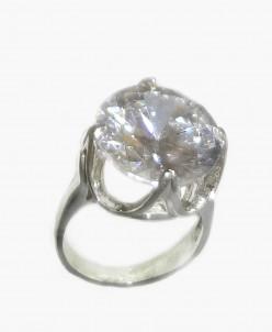 Кольцо из серебра Корона Юмила
