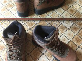 Походные ботинки для трекинга р.35