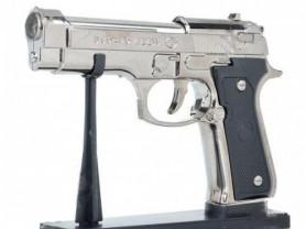Зажигалка PIETRO BERETTA Pistol Lighter U.S. 9MM