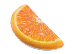 """Надувной плотик """"апельсиновая долька"""""""