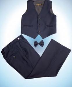 Комплект д/м брюки и жилет