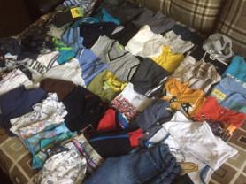 Пакет одежды рост 110-116 ( 80 ед)